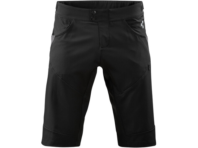 Cube Tour Baggy Shorts Herren black